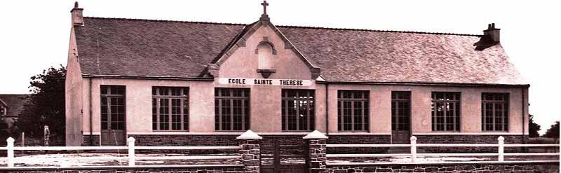 école Sainte Thérèse 1955
