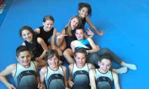 Gymnastique 2015-2016