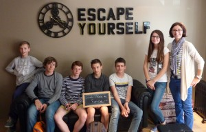 A l'escape game